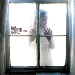 Blue October Approaching Normal Front Cover