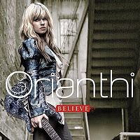 orianthi believe front cover