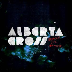 alberta cross broken side of time front cover
