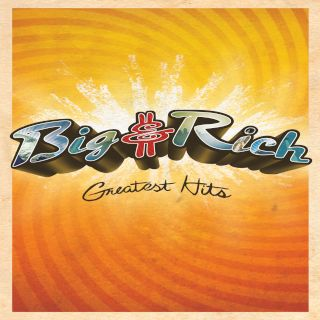 big and rich greatest hits front cover
