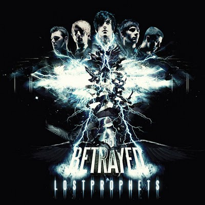 lostprophets the betrayed front cover