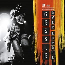 per gessle gessle over europe front cover