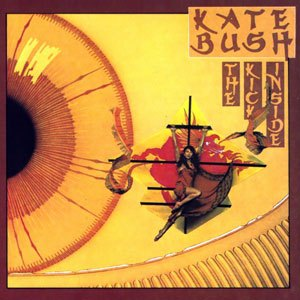 kate bush the kick inside front cover