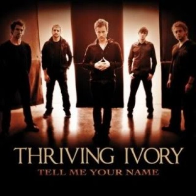 thriving ivory tell me your name front cover