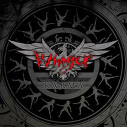 winger karma front cover