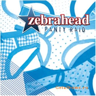 zebrahead panty raid front cover