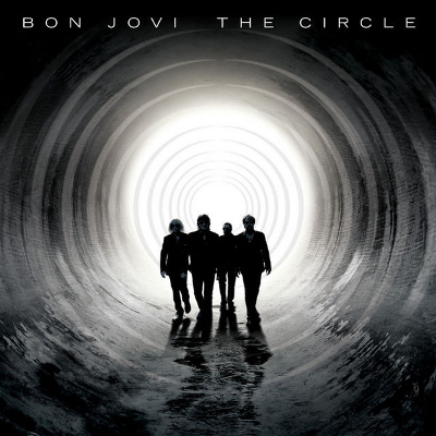 bon jovi the circle front cover