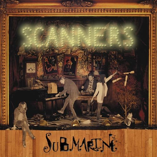 scanners submarine front cover
