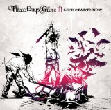 three days grace life starts now front cover