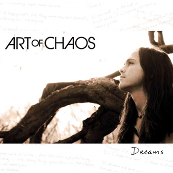 art of chaos dreams front cover