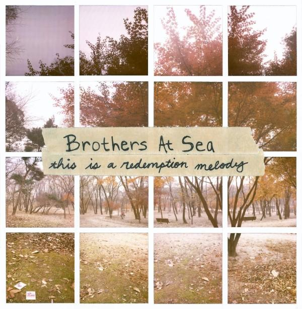 brothers at sea this is a redemption melody front cover