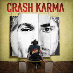 crash karma crash karma front cover