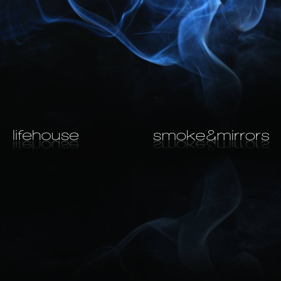 lifehouse smoke & mirrors front cover