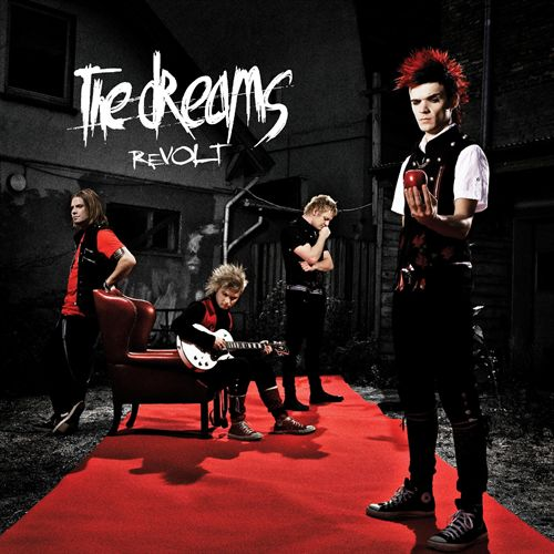the dreams revolt front cover