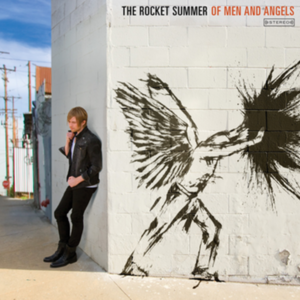 the rocket summer of men and angels front cover