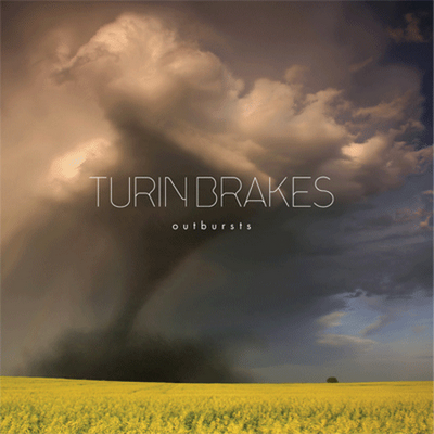 turin brakes outbursts front cover