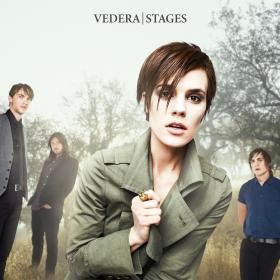 vedera stages front cover