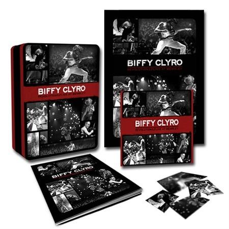 biffy clyro revolutions live at wembley