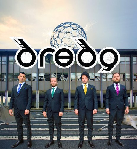 dredg official site